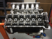 BMW S50B32 Euro spec engine sm